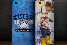 Customized Phone Cases / One-of-a-Kind Smartphone Cases made from Facebook and Instagram Photos. http://www.case-mate.com/customcases/ / by Case-Mate