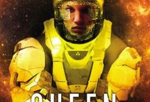 NEW Speculative Fiction: May 2014 / See what NEW and HOT Science Fiction and Fantasy titles were added to the collection this month. Want to place a title on hold? Click on the pin for a direct link to our online catalog! / by Ventress Memorial Library