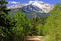 Pike's Peak Inspiration / by Hip to be a Square Quilting