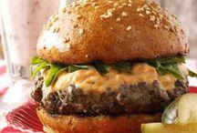 Burgers / by Georgia Beef Board
