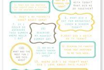 Summer Ideas / by Lori Long