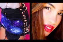 DIY/Helpful/Costumes/Parties / by Marisa Diaz
