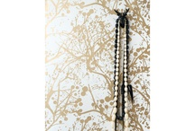 Trend Report - Nature Inspired Wallpaper / by Amy Mahler