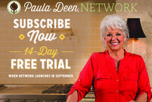 #PaulaDeenNetwork / by Kitchen Dreaming