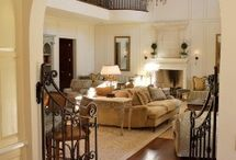 LIVING ROOMS THAT WOW / by Celina Baginski