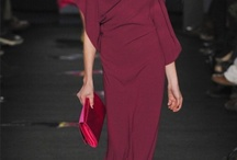 FALL 2012 - BURGUNDY (aka the new black) / by Nina Garcia