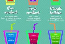 Healthy Recipes & Smoothies / by Stephanie Bell