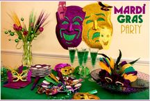 Mardi Gras / by Missy Young