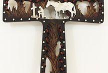 crosses / by Karen Patterson