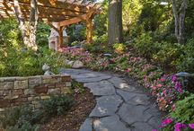 Hardscapes / by Matt's Landscaping & Stonescaping LLC