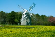 Windmills on Cape Cod / by Captain Freeman Inn