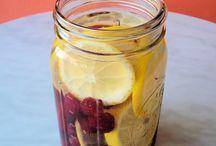 Healthy Drink Ideas / by Jen Blackburn