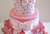 Cake Creation / by Lynn Gurlee