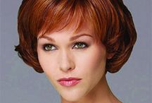 The Eva Gabor Basics Wig Collection / Eva Gabor's New Basics Wig Collection consists of 7 fresh new styles. These salon inspired hairstyles are offered in unique colors, made with heat friendly synthetic fiber and have been priced for the fashion shopper who might want a different color or style for each mood or outfit. / by Wig Salon