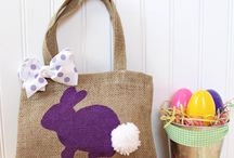 Spring & Easter Ideas / Great ideas for spring and Easter. Crafts, outdoor activities, and recipes! / by Amy {A Blossoming Life}
