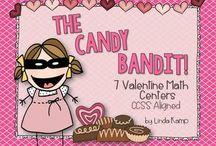 Valentines day / by Charlene Bates Aparicio