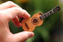 Ukulele / All. Ukulele instruments, music, and artists / by Diana Naccarato Archerda