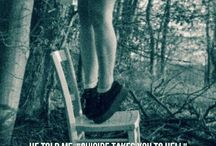SUICIDE-RELEASE FROM PAIN OF ABANDONMENT AND BEING LEFT TO DIE  / SUICIDE / by Annie Oakley