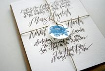Invite Design  / by Stephanie Vitalich