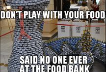 Canstructions in Austin / by Capital Area Food Bank of Texas