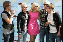 R5 at the Teen Choice Awards 2013 / by R5 Family Pinterest