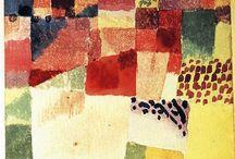 Klee Macke travel to Tunisia / by Gabriella Zanola