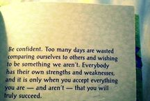 Words to live by / by Jennifer Mc