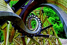 Outlaw Run / The World's Most Daring Wood Coaster, Outlaw Run, opening at Silver Dollar City on March 15th. / by Explore Branson