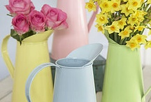 Watering cans / by Kylie Ahne