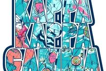 Kappa Kappa Gamma / by Kimberly Redmon