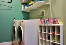 Laundry Room / by Texas Tales