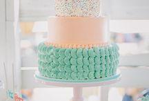cake and bake / by Daniella Gioia