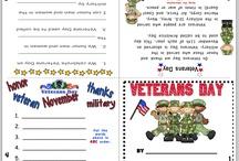 Veterans Day / by Paula Carpenter