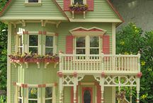 Dollhouses / by April Crum