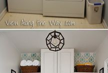 Laundry room redo / by Karen Newell