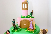 cakes / by Jenn Cahill-Woodling