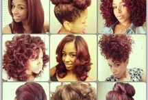 Natural Hair / by April Neely