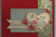 Card Designs / by Mitzi Booth