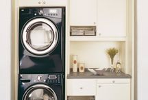 laundry room / by Danielle Yeager Heizenroth
