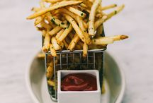 French Fries for Everyone! / A collection of salty goodness! / by Andi Fisher of Misadventures with Andi