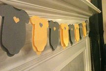 Gray and Yellow Baby Shower / by April Twenty Five