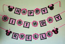 Sofia's 1st Birthday / by Angela Clarke