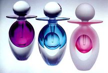 Perfume Bottles / by Laurie Sawatzke
