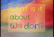 Waldorf inspired  / by Breena