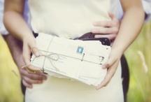 the wedding day! / by Skylar Olsen