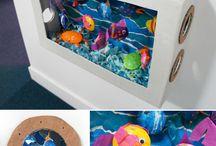 DIY- WITH the kids / by Jennifer Storey