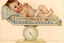 Our Vintage Babies / by Norma Joiner