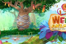Weird Animals VBS 14 / by Stephanie Selvage