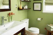 Bathroom Ideas / by Maryam Baca Houston