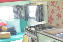 Vintage Campers / by Michelle {Dream Home DIY}